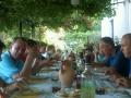 Aan tafel bij I Magnoni