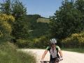 Mountainbiken op I Mangnoni
