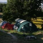 kamperen op Landgoed I Manoni