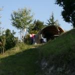 kamperen met uitzicht