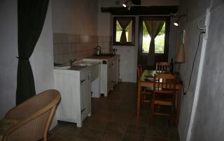 keuken appartement Acuto