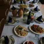 kookcursus op I Magnoni