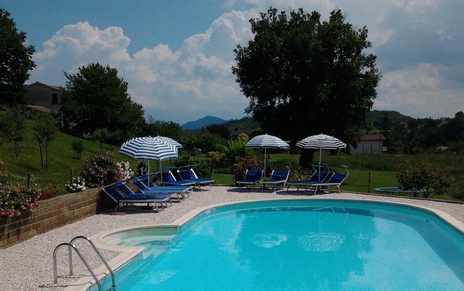 vakantiewoningen zwembad