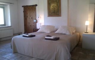 vakantiewoning slaapkamer