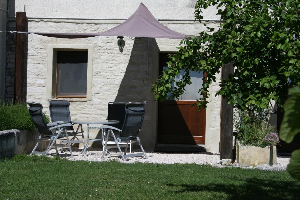 terras appartement Acuto