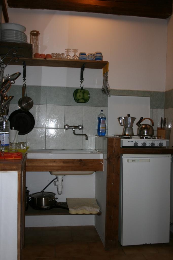 keuken appartement Nerone