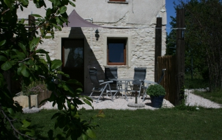terras appartement San Vicino